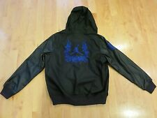 NEW! NIKE JORDAN PRECISION VARSITY DESTROYER JACKET YOTS NWT 577829-010 (SZ XLT)
