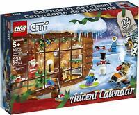 LEGO City Advent Calendar 60235 Building Kit, New 2019 (234 Pieces)