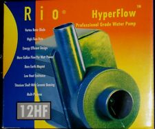 TAAM RIO HYPERFLOW WATER PUMP 12HF 750 GPH
