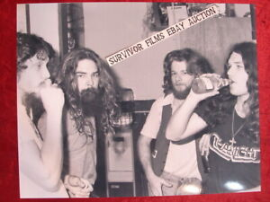STEVE GAINES SMOKES A JOINT WITH GARY - ARTIMUS & LEON AT  LYNYRD SKYNYRD STUDIO
