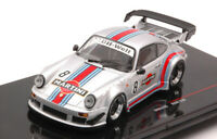 Model Car Scale 1:43 Ixo Model Porsche Rwb 930 Martini diecast vehicles