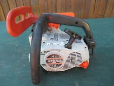 Vintage ECHO CS-340 Chainsaw Chain Saw FOR PARTS