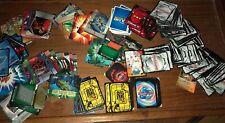 Lot Trading Cards Shaman King Bakugan Monsuno TMNT Ninjago Club Penguin  275