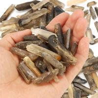 100g Natural Citrine Seed Quartz Crystal Point Gemstone Specimen Healing Stone