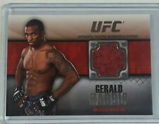 2011 Topps UFC Title Shot Fighter Relic Gerald Harris