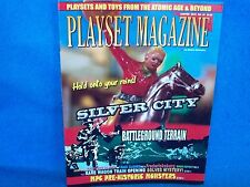 Playset Magazine 49 Silver City Battle Ground Terrain