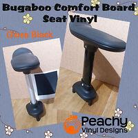 Bugaboo Comfort Wheeled Board Seat Pole Pre-Cut Vinyl - BLACK GLOSS