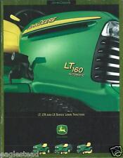 Equipment Brochure - John Deere - Lt Ltr Lx series Lawn Tractor c2002 (E2647)