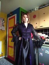Raven Gothic Coat