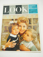 Look magazine April 11, 1961 - Princess Grace after five years