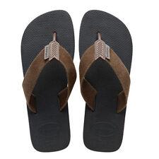 Sandali e scarpe grigio Havaianas per il mare da uomo