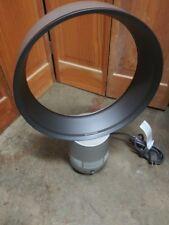 "Dyson AM01 12"" Iron Table Fan - Silver/Iron"