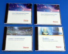 New Thermo Scientific Xcalibur Mass Spectrometer Software / Sealed