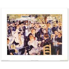 """Bal du Moulin de la Galette""  Print by Renoir  with EncreLuxe Printing process"