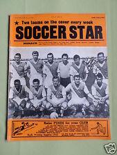 SOCCER STAR - UK FOOTBALL MAGAZINE - 8 JULY 1961 - MONACO - REAL MADRID