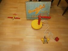 VINTAGE ULTRA RARE RUSSIAN USSR ELECTRICAL AIRPLANE AIRCRAFT REMOTE CONTROL