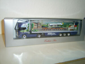 Herpa 1:87 Scania Truck Spielzeugstadt Sonnenberg Märklin Magazin, OVP,neuwertig