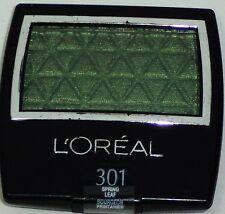 1 L'oreal Wear Infinite Studio Secrets Professional Eye Shadow Spring Leaf #301