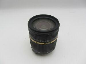 Tamron B003 Di-II VC 18-270mm F3.5-6.3 Nikon F DSLR Mount Lens