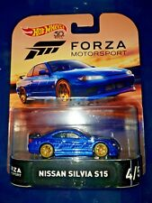 Hot Wheels Nissan Silvia S15 Forza Motorsport Retro Entertainment