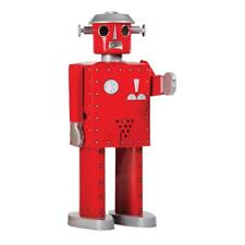Saint John Tin Toys SJ020010 Giant Atomic Robot Red