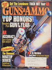 Magazine GUNS & AMMO March 2005 !! ROCK RIVER Government Model AR-15 CARBINE !!