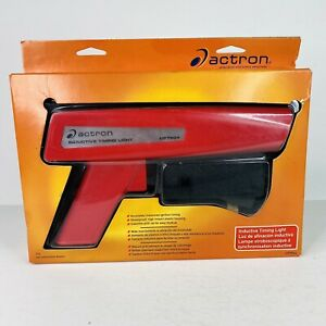 SUNPRO by Actron Inductive Timing Light USA MADE CP7504 New Sealed in Box