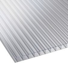 Polycarbonate Roofing Sheets Clear Opal Frosted 10mm & 4mm NON STANDARD SIZES
