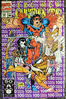 THE NEW MUTANTS #100B (Apr 1991 | Marvel | Copper Age) 1st X-Force (NM+) 9.4-9.6