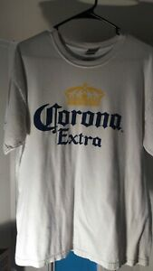 Corona Extra T-shirt White Medium