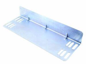 Rittal Chapa de Hierro 1,6mm L-WINKEL-SCHIENE Distribución Conexión 270x90x45mm