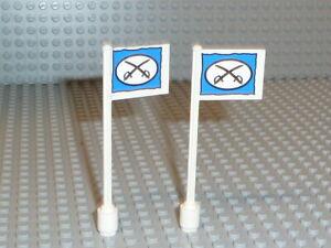 LEGO® Western 2x Flagge 3596pb05 aus 6769 6762 F2844