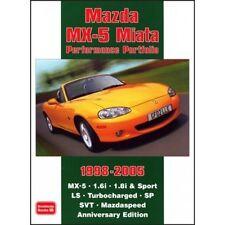 MAZDA MX-5 Performance PORTFOLIO 1998-2005 BOOK LIBRO