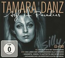 Silly - Tamara Danz - Asyl Im Paradies [New CD] With DVD, Germany - Import