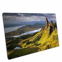 """Old Man of Storr V Isle of skye Highlands of Scotland landscape 30x20"""""""