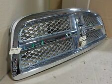 OEM CHROME HONEYCOMB WITH EMBLEM RAM 1500 09 10 11 12 GRILL GRILLE [MY3153]
