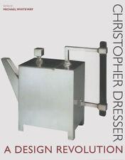 CHRISTOPHER DRESSER: A Design Revolution, Whiteway, 1851774289 (Book incl Marks)