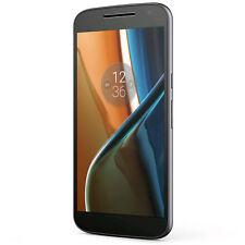 Motorola Moto G4 16GB Unlocked GSM LTE Octa-Core Android 13MP Phone - Black