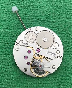 Genuine ETA 6498 Swiss Made, Mechanical Movement, 17 Jewels, NOS