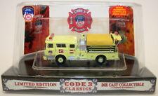 Code 3 Classics 1/64 Scale Model Mack Engine 12359 New York Fire Dept
