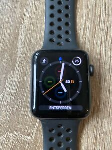 apple iwatch series 3 42mm Nike Edition