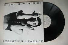 "PRINCE AND THE REVOLUTION ""PARADE- disco 33 giri WARNER Italy 1986"" gatefold"