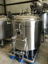 1000 Liter 264 Gal Stainless Steel Sanitary Pharmaceutical Grade Reactor