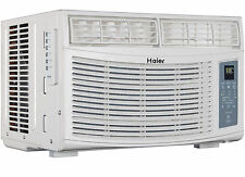 Haier ESA406N window air conditioner 6000 BTU for 150-250 sq ft room Energy Star