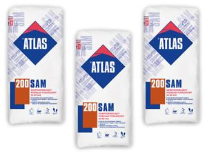 Ausgleichsmasse - Fließspachtel - Bodenspachtel Selbstverlaufend ATLAS SAM 200 ©