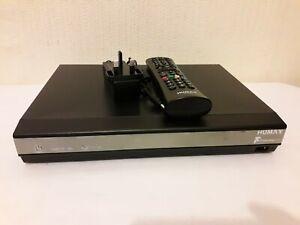 Humax Recorder HDR-2000T Freeview HD Recorder Set Top Box Play TV 500GB - Black