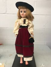Beautiful 18� Vintage Mary Hoyer Doll Very Old Nice Shape Estate Find