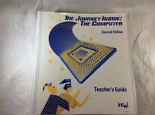 INTEL The Journey Inside: The Computer Pentium CPU Teacher's Guide & Slides