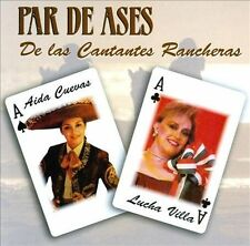 Cuavas/Villa-Par De Ases De Las Cantantes R  (UK IMPORT)  CD NEW