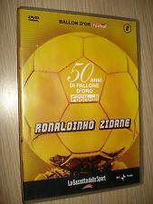 DVD N°2 INTER 50 AÑOS DE PALLONE D'ORO RONALDINHO-ZIDANE REVISTA DE DEPORTE